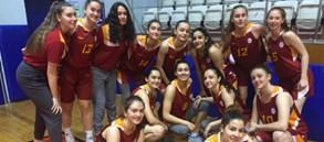 Yıldız kız | Banvit 52-67 Galatasaray