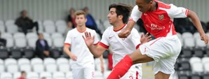 UEFA Gençler Ligi | Arsenal 5-1 Galatasaray