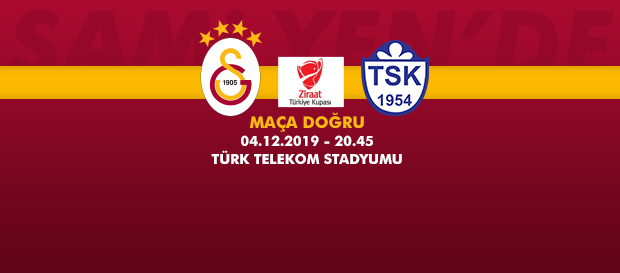 Maça Doğru | Galatasaray - Tuzlaspor
