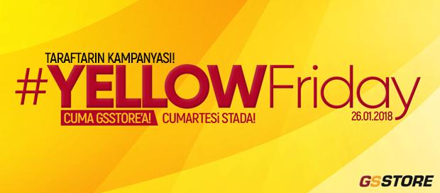 Bugün Günlerden YellowFriday!