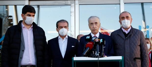 Başkanımız Mustafa Cengiz'den Omar Elabdellaoui'nin sağlık durumu hakkında açıklama