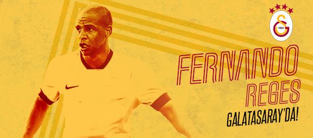 Fernando Galatasaray'da