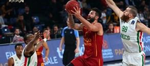 Galatasaray Doğa Sigorta 90-76 Unics Kazan