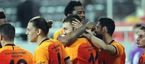 Gençlerbirliği 0-2 Galatasaray
