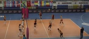 Galatasaray HDI Sigorta 3-0 Mert Grup Sigorta