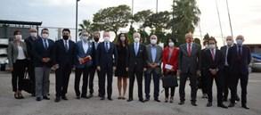 Yönetim Kurulu Toplantısı Kalamış Tesisleri'nde gerçekleştirildi