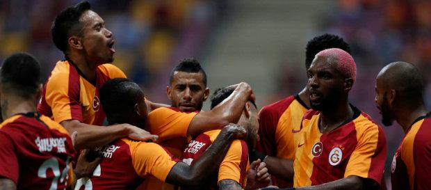 Galatasaray 2-1 Panathinaikos