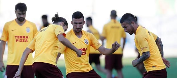 Fraport TAV Antalyaspor maçı kamp kadromuz