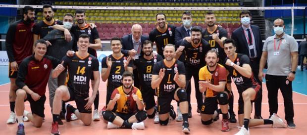 İstanbul BBSK 2-3 Galatasaray HDI Sigorta