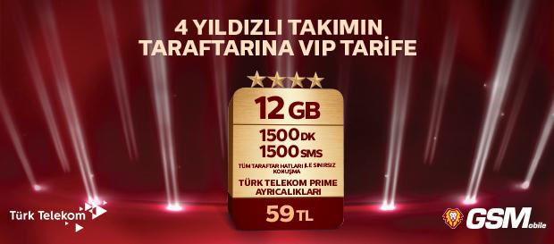 GSMobile VIP Tarife