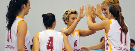 Galatasaray MP 77 - Samsun Basketbol 63