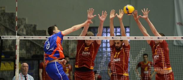 İstanbul BBSK 3-2 Galatasaray HDI Sigorta