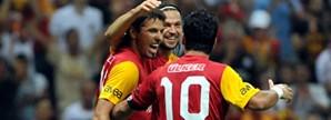 Galatasaray 3 - 0 Liverpool