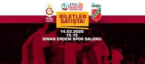 Pınar Karşıyaka maçı biletleri satışa çıktı