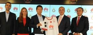 Galatasaray ve Huawei'den Dev İşbirliği