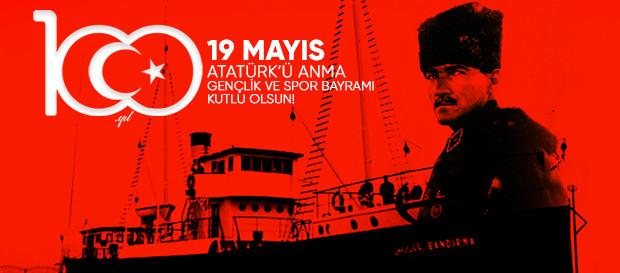 19 Mayıs'ın 100. yılında Atatürk'ün yolunda