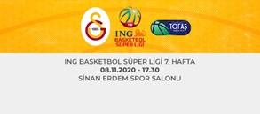 Maça Doğru | Galatasaray - TOFAŞ