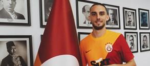 """Berkan Kutlu: """"Galatasaray için elimden gelen her şeyi yapacağım"""""""