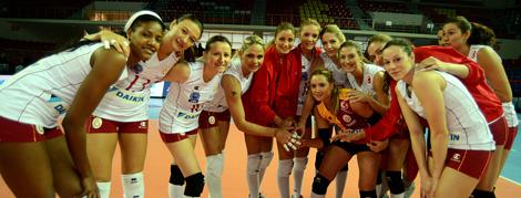 Galatasaray Daikin 3 0 Iba Kimya Ted Kolejliler