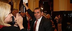 Galatasaray'ın 36. Başkanı Dursun Özbek