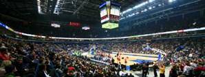 Euroleague Maçları Vilnius Siemens Arena'da