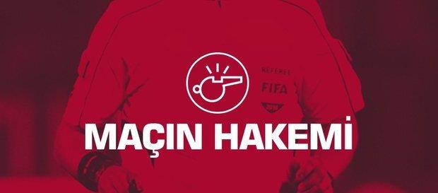 Fatih Karagümrük maçımızı hakem Ali Palabıyık yönetecek