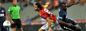 İstanbul BŞB 2 - 0 Galatasaray