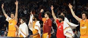 Banvit 75 - 80 Galatasaray Doğa Sigorta