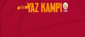 Galatasaray Doğa Sigorta'nın yaz kampı programı belli oldu