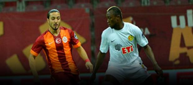 Maça Doğru: Eskişehirspor - Galatasaray