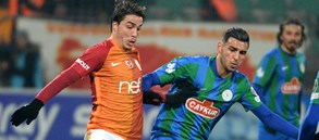 Rizespor 1-1 Galatasaray