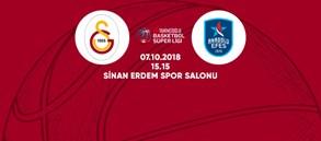 Maça doğru | Galatasaray - Anadolu Efes