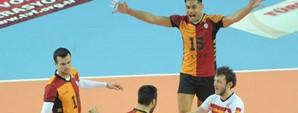 Maça Doğru: Galatasaray FXTCR – İnegöl Belediye