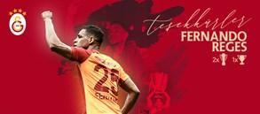 Teşekkürler Fernando Reges