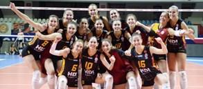 Galatasaray HDI Sigorta 3-2 Eczacıbaşı Vitra