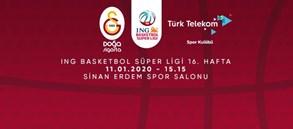 Maça Doğru   Galatasaray Doğa Sigorta - Türk Telekom