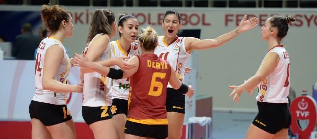 Beylikdüzü Voleybol İhtisas 0-3 Galatasaray HDI Sigorta