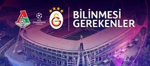 OPTA Facts | Lokomotiv Moskova - Galatasaray