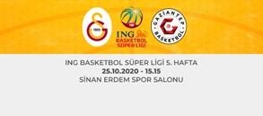 Maça Doğru | Galatasaray - Gaziantep Basketbol