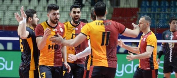 Haliliye Belediye 0-3 Galatasaray HDI Sigorta