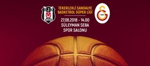 Maça doğru | Beşiktaş RMK Marine – Galatasaray