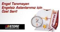 Engelsiz Aslanlar Özel Serisi Aslantepe GSStore'da ve GSStore.Org'da!