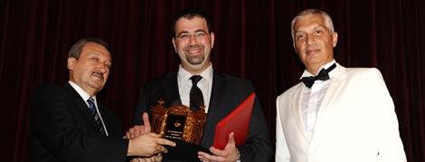 Prof. Dr. Daron Acemoğlu Galatasaray Ödülü'nün Sahibi Oldu