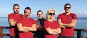 Master yüzücülerimizden KKTC Aspava Açık Su Kış Yüzme Maratonu'nda dereceler