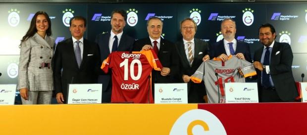 Kulübümüz ile Magdeburger Sigorta arasında sponsorluk anlaşması imzalandı