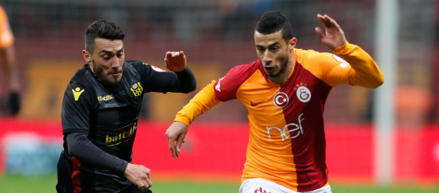 Galatasaray 0 - 0 Evkur Yeni Malatyaspor