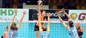 Galatasaray 2 - 3 Bursa BB