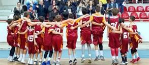 Basketbol Akademisi'nden 12'de 12