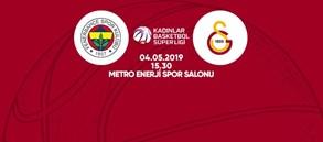 Maça doğru   Fenerbahçe – Galatasaray