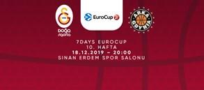 Maça Doğru | Galatasaray Doğa Sigorta - Asseco Arka Gdynia